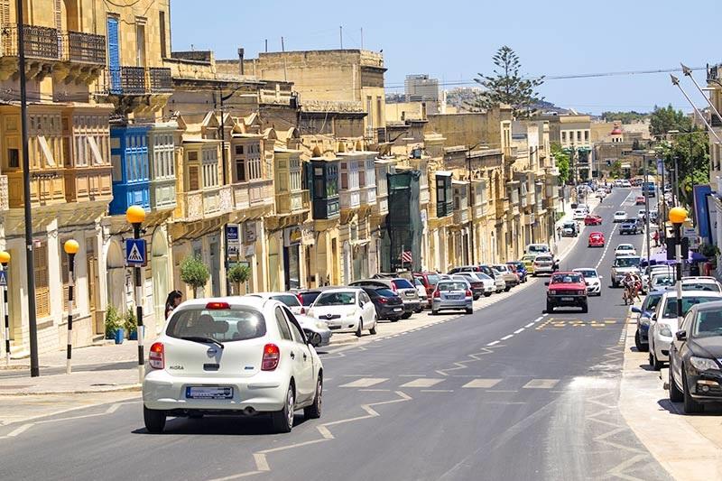 Malta Car rental Company