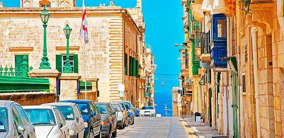 Affordable Car rental in Malta